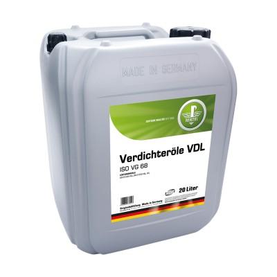 Rektol VDL 68  20л  Компрессорное масло