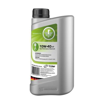 REKTOL 10W-40 HP 1л  Моторное масло