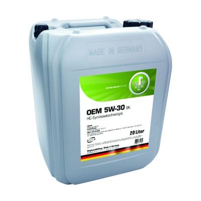 REKTOL OEM 5W-30 SN 20л  Моторное масло