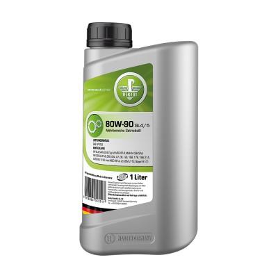 REKTOL 80W90 GL4/5 1л  Трансмиссионное масло